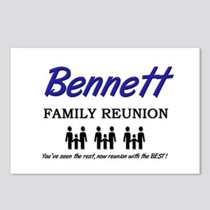 Bennett Family Reunion Postcards (Package of 8)