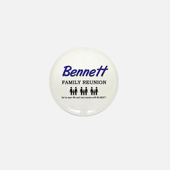 Bennett Family Reunion Mini Button