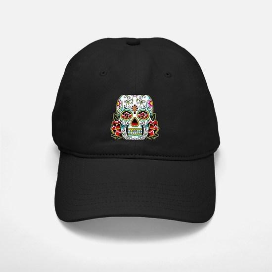 Sugar Skull 067 Baseball Hat