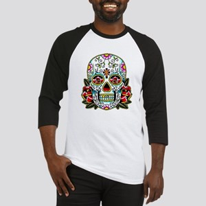 Sugar Skull 067 Baseball Jersey
