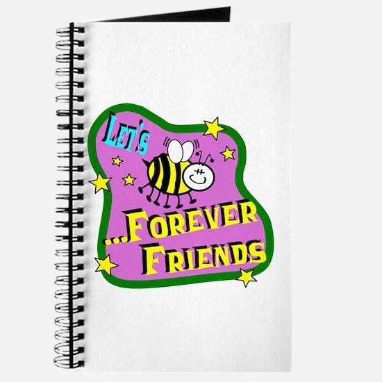 Let's Bee Friends Journal