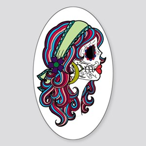 Sugar Skull 070 Sticker