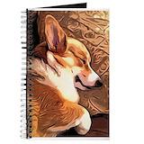 Corgi Journals & Spiral Notebooks