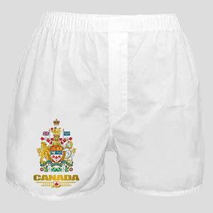 Canada COA Boxer Shorts