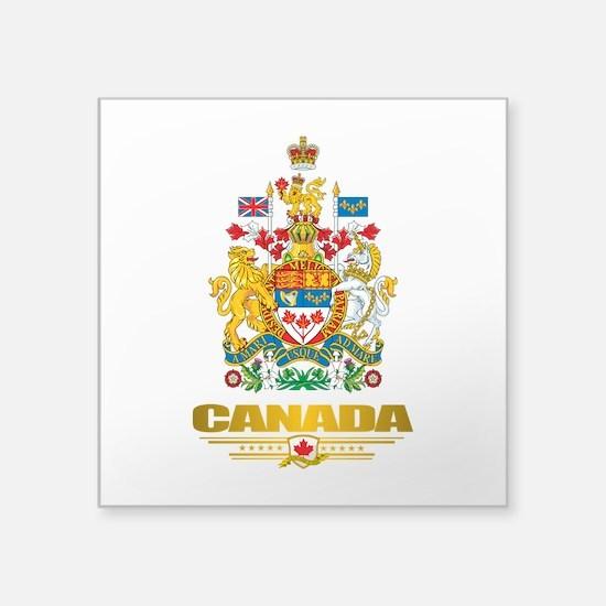 Canada COA Sticker