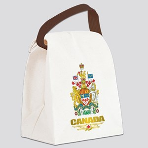 Canada COA Canvas Lunch Bag