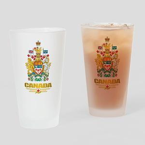 Canada COA Drinking Glass