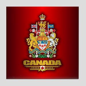 Canada COA Tile Coaster