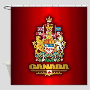 Canada COA Shower Curtain