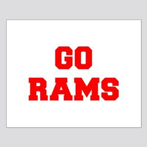 RAMS-Fre red Posters