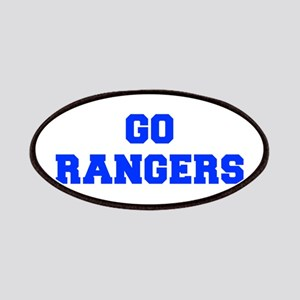 Rangers-Fre blue Patch