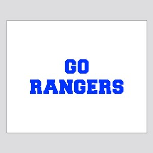 Rangers-Fre blue Posters