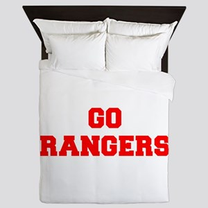 RANGERS-Fre red Queen Duvet