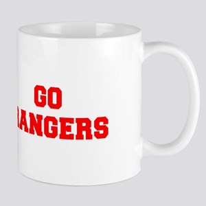 RANGERS-Fre red Mugs