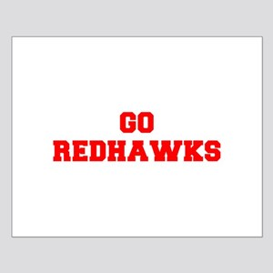 REDHAWKS-Fre red Posters