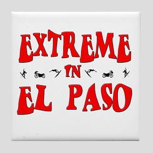 Extreme El Paso Tile Coaster