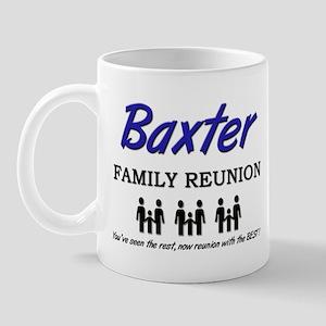 Baxter Family Reunion Mug