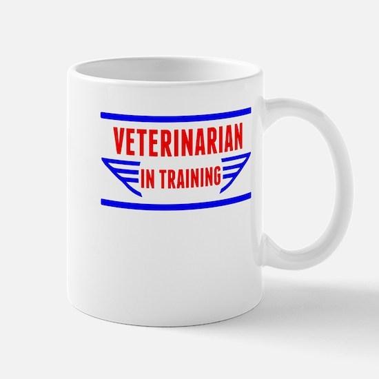 Veterinarian In Training Mugs