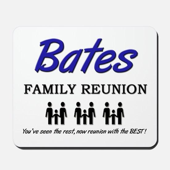 Bates Family Reunion Mousepad