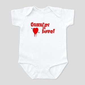 Gangster of Love Style 2 Infant Bodysuit