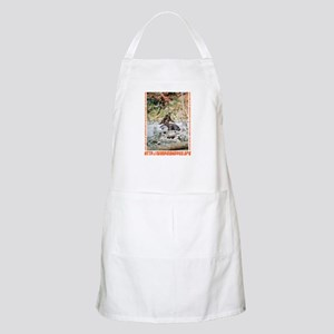 Weeping Hippo BBQ Apron