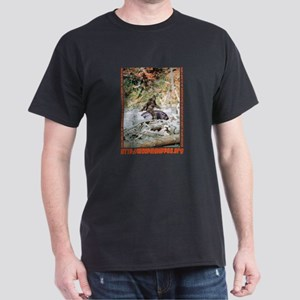 Weeping Hippo Dark T-Shirt