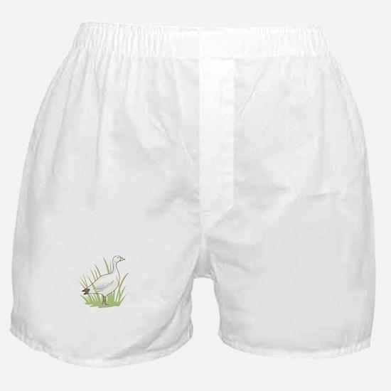 SNOW GOOSE Boxer Shorts