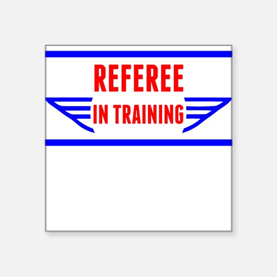Referee In Training Sticker