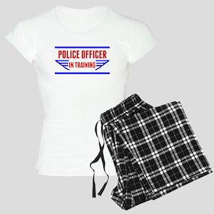 Police Officer In Training Pajamas