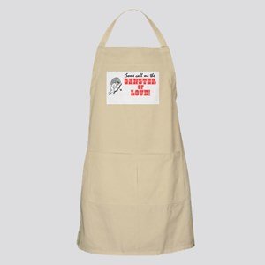 Gangster of Love style 1 BBQ Apron