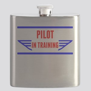 Pilot In Training Flask