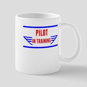 Pilot In Training Mugs