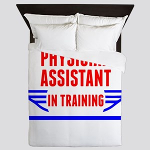 Physician Assistant In Training Queen Duvet