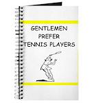 tennis Journal