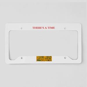 mahjong License Plate Holder