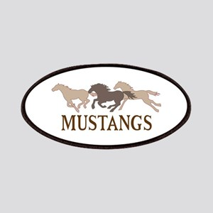 MUSTANGS Patch
