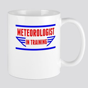 Meteorologist In Training Mugs