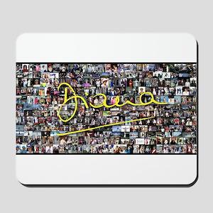 Perfect! Princess Diana Mousepad