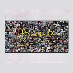 Perfect! Princess Diana Throw Blanket