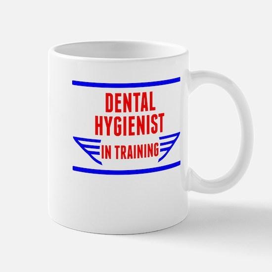 Dental Hygienist In Training Mugs