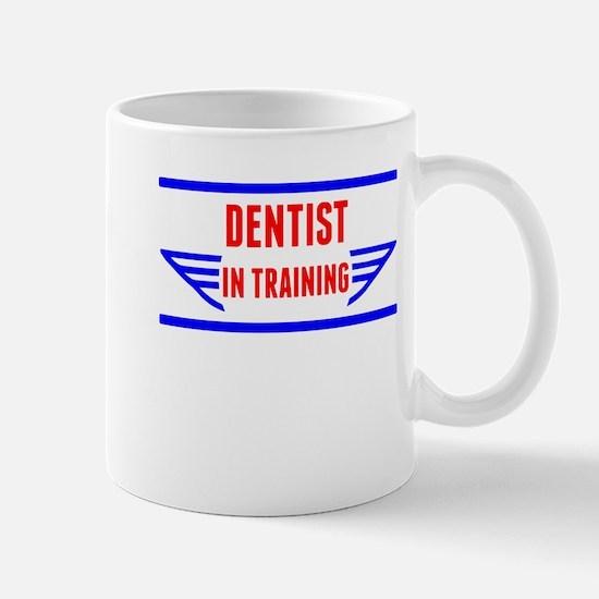 Dentist In Training Mugs