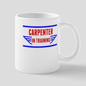 Carpenter In Training Mugs