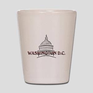 Washington DC Shot Glass