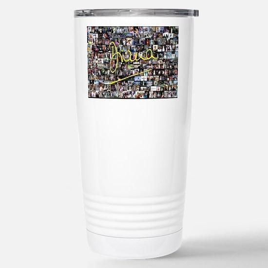 HRH Princess Diana-All  Stainless Steel Travel Mug