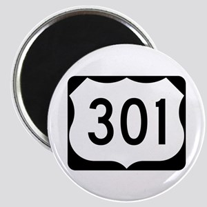 US Route 301 Magnet