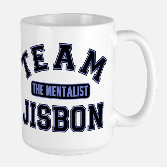 Team Jisbon The Mentalist Mugs