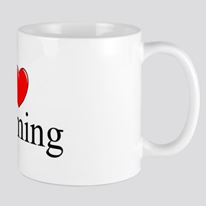 """I Love (Heart) Rimming"" Mug"
