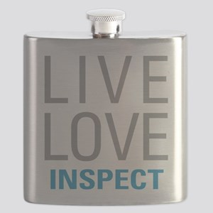 Live Love Inspect Flask