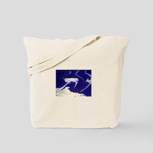 Arctic Play Tote Bag