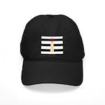 Red Lipstick Strioes Baseball Hat